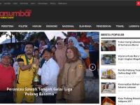 Tampilan Kabarsumbar.com