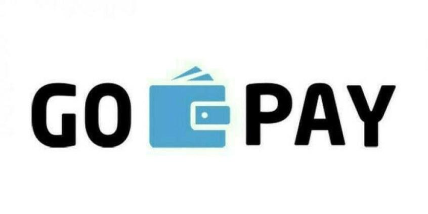 Logo GoPay. Foto : Internet