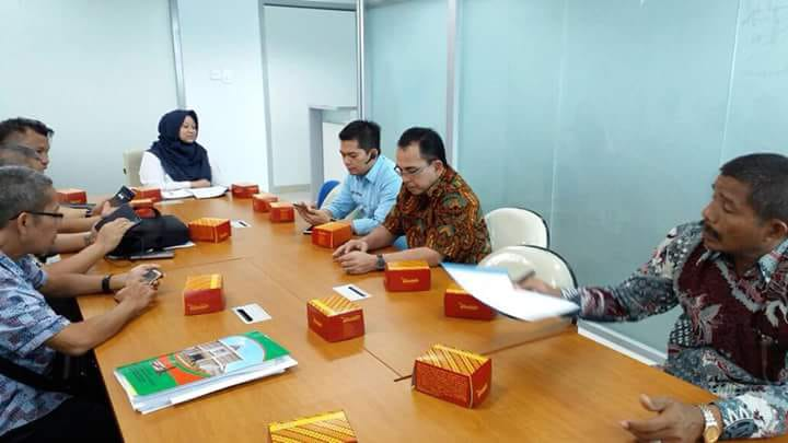 Rapat dengar pendapat Komisi IV DPRD Padang dengan Baznas Kota Padang di Gedung DPRD Kota Padang, Senin (23/4/2018). Foto : Istimewa