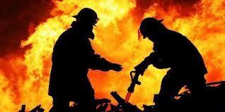 Kebakaran Landa Satu Rumah di Berok Nipah