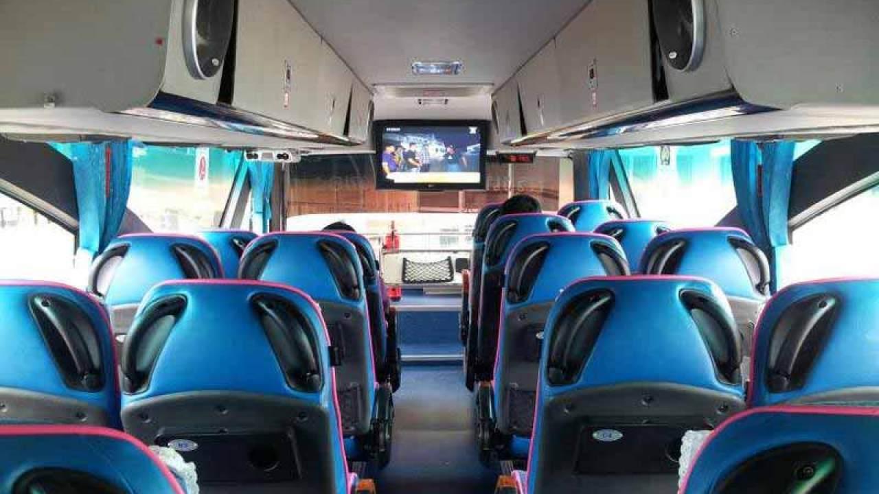 1010+ Gambar Tempat Duduk Bus Isi 59 HD Terbaik