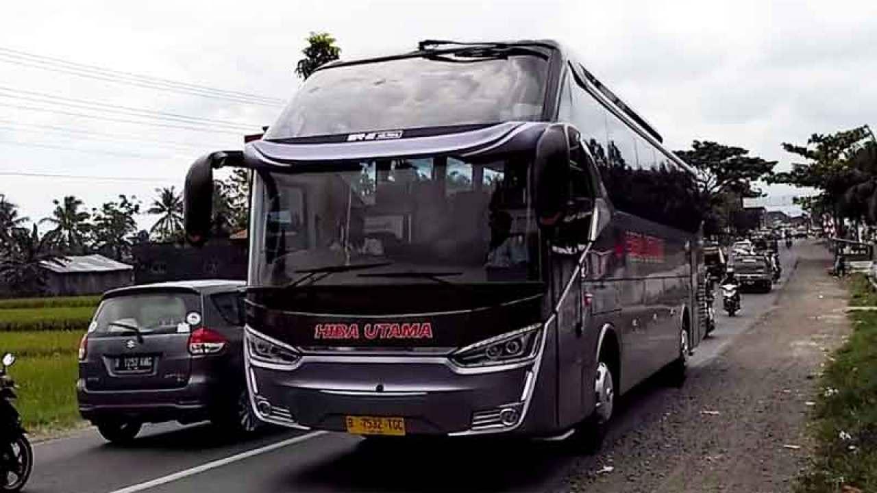 Hiba Utama, PO Legendaris yang Berkibar di Bisnis Bus Pariwisata