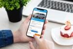 Layanan rental mobil Traveloka. Foto : Istimewa