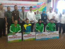 111 Atlet dan 18 Pelatih Raih Bonus Tambahan dari Pemkab Solok
