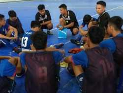 Strategi Pelatih Andrian Untuk Futsal Sedang Diuji