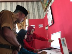 Masyarakat di desa Kinali antusias mengikuti berbagai pelatihan di Program Baktiku Negeriku untuk tercipta ekonomi desa yang lebih baik lagi, khsusnya melalui pemanfaatan teknologi digital yang ada.