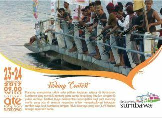 Fishing Contest pesona moyo