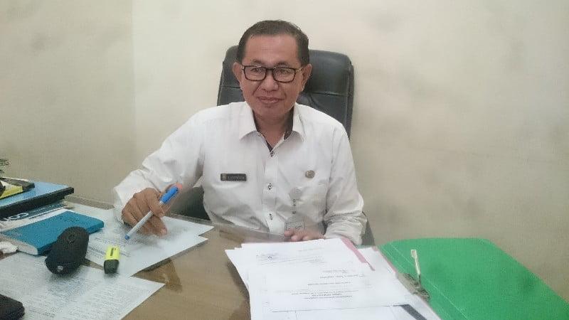 Sekretaris Dikes Sumbawa, Surya Darmsyah