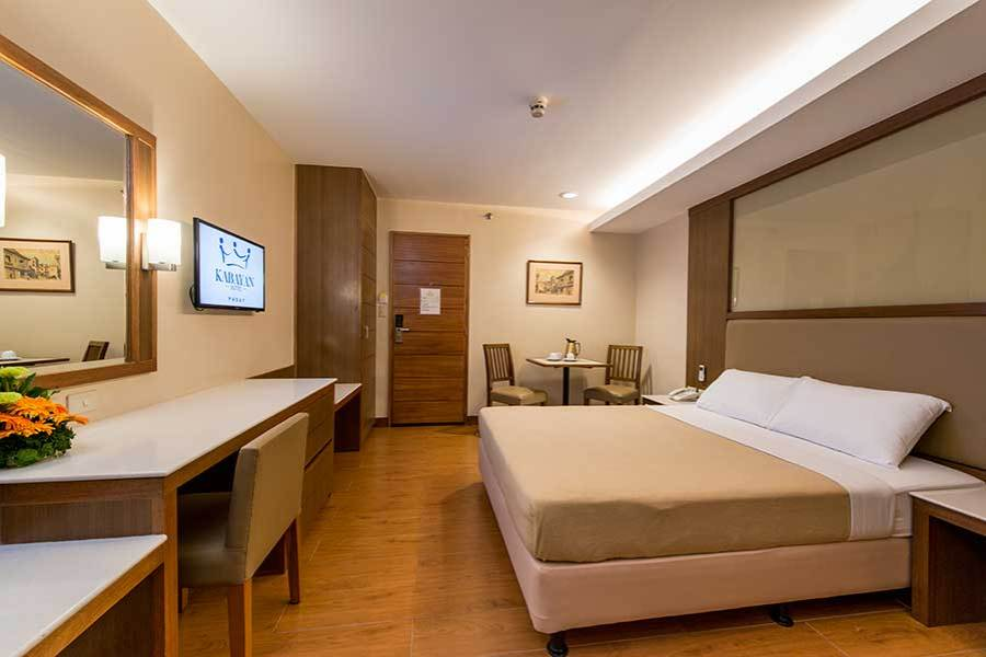 Kabayan Hotel is a cheap and affordable quarantine hotel in manila