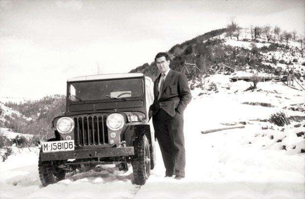 Jesus Lacasiaren Jeep Willysa