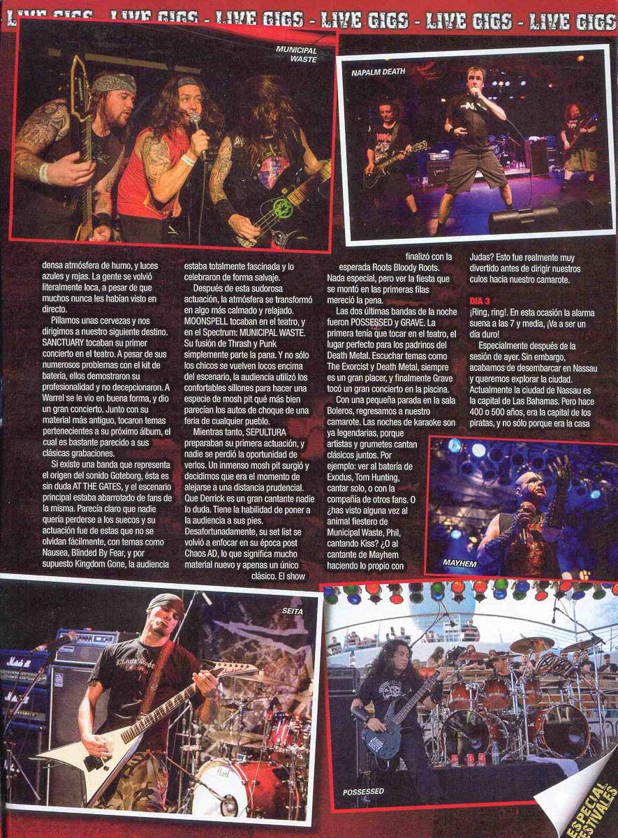 Metal Hammer ESP - Nr303 - Story4