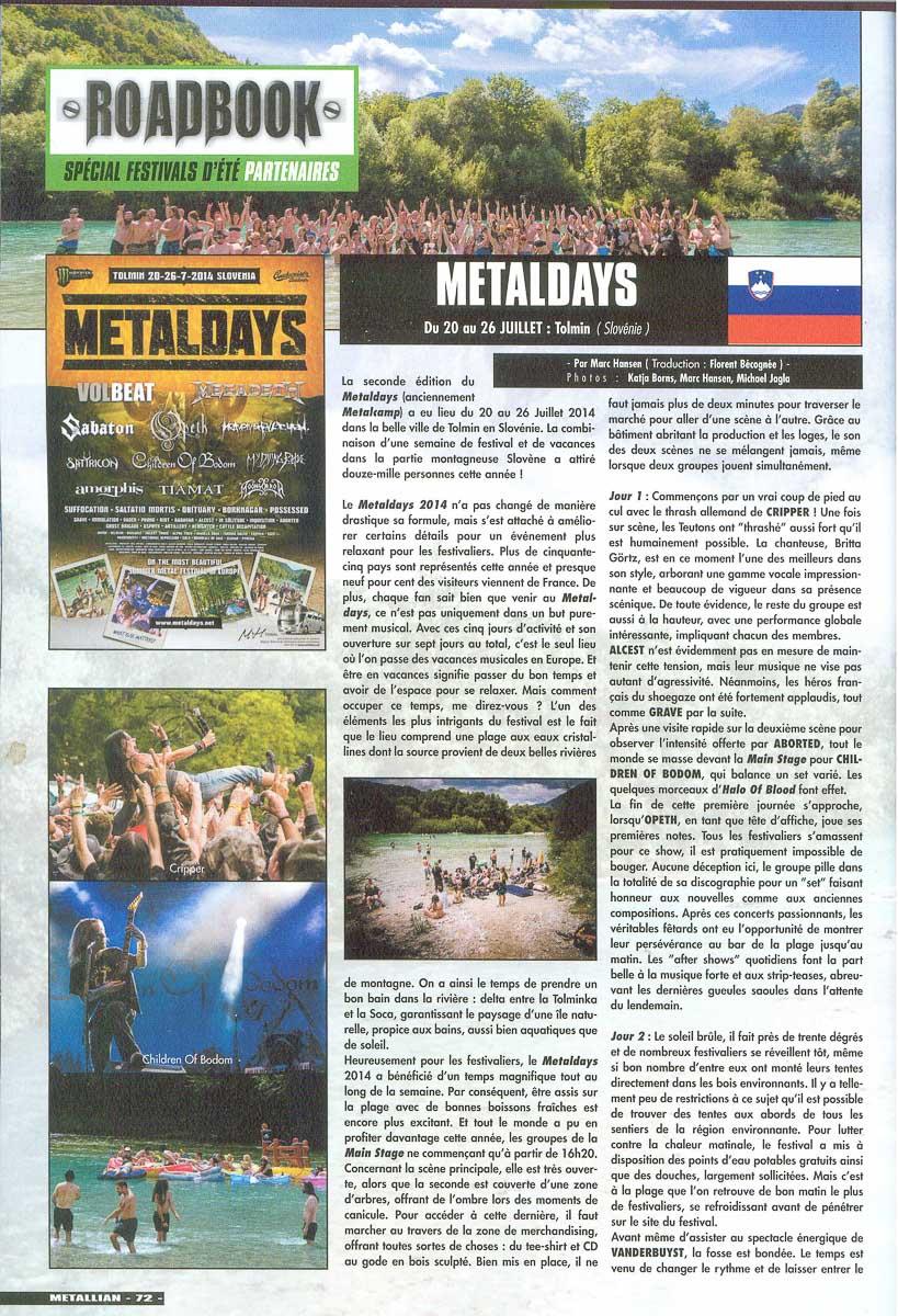 Metallian F - Sept2014 - Festivalbericht1