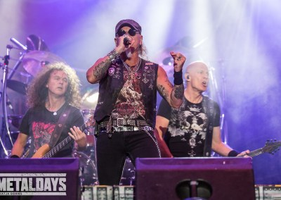 ACCEPT – MetalDays 2018