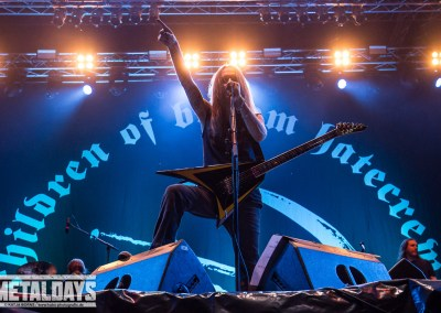 CHILDREN OF BODOM – MetalDays 2018