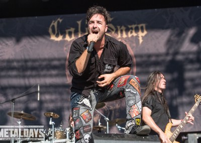 COLD SNAP – MetalDays 2018