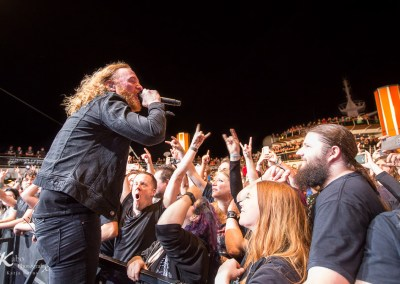 Dark Tranquillity – 70000 tons of Metal 2018