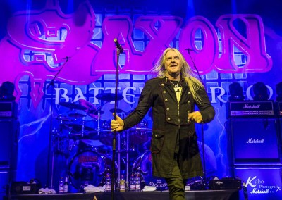 SAXON – Ruhrpott Metal Meeting 2016