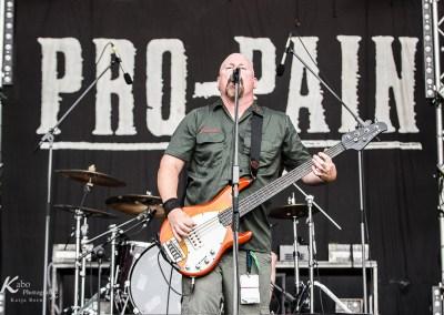 PRO PAIN – MetalDays 2016