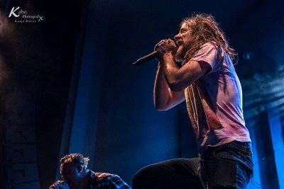 SikTh, Hannover Capitol 06.03.2017