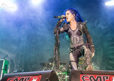ARCH ENEMY – Reload Festival 2016