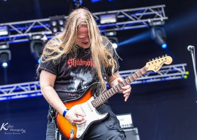 SKALMÖLD – MetalDays 2016