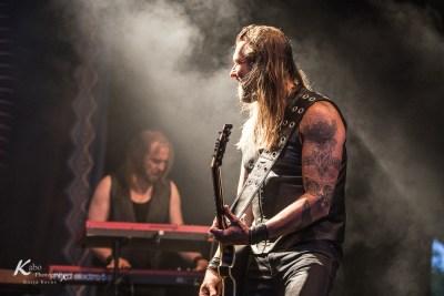 Metal Frenzy 2017, Amorphis