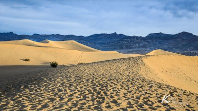 The Dunes - Death Valley