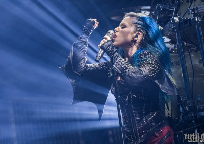 ARCH ENEMY – Sporthalle Hamburg – 13.12.2019