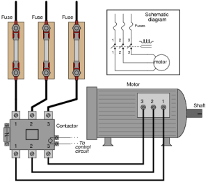 Magic Contactor Wiring Connection