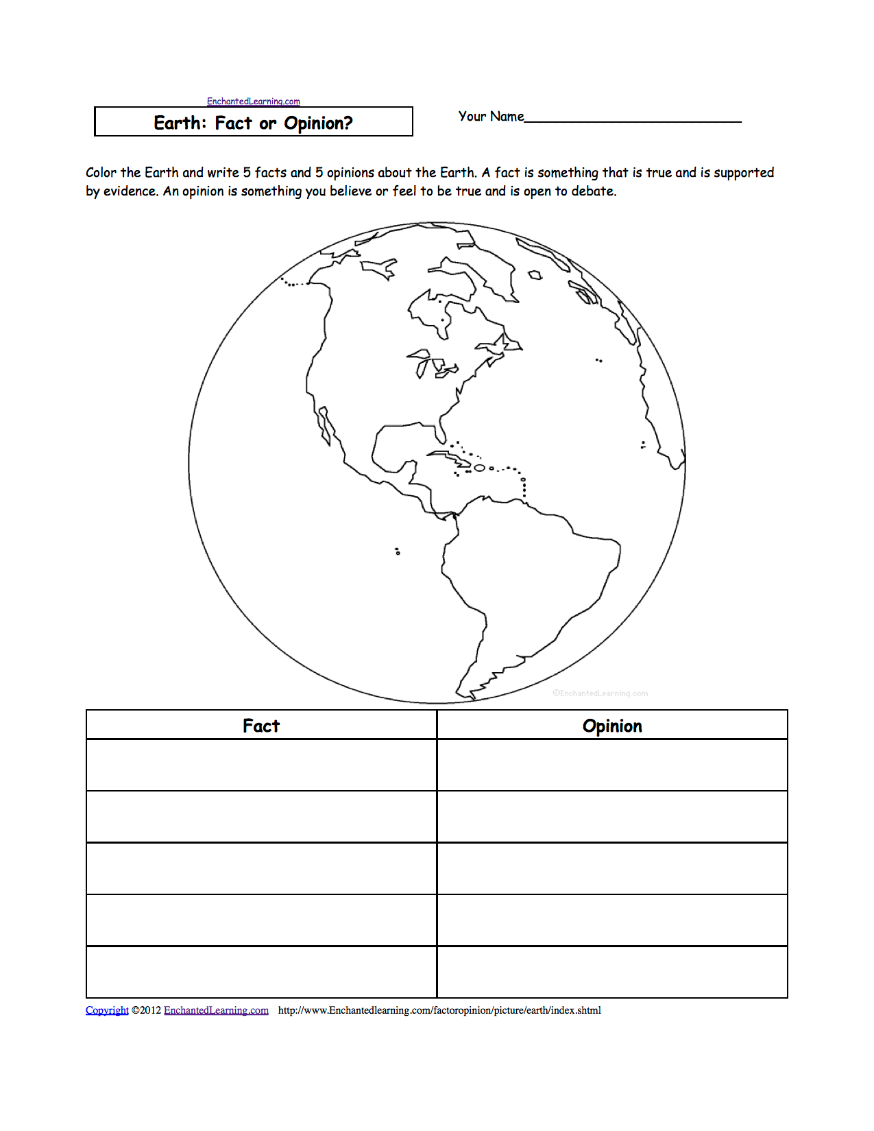Grade 3 Text Structure Coloring Pages