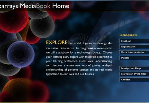 MicroarrayMediaBook