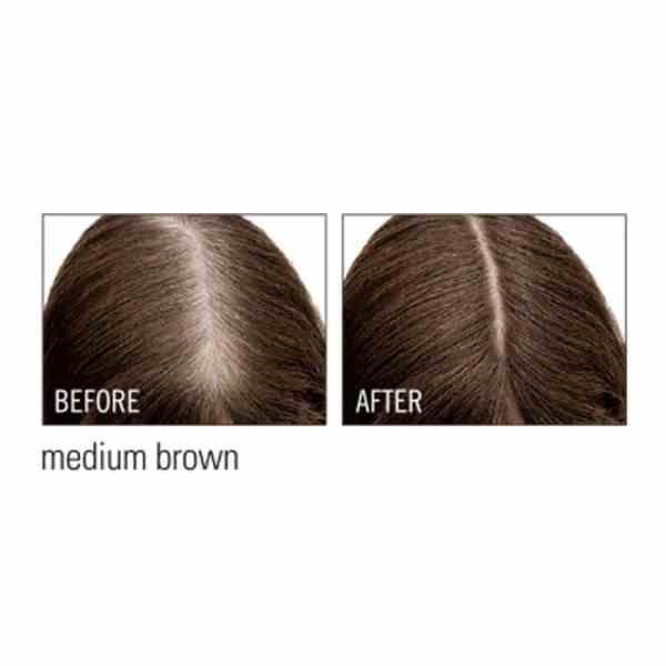 Color Wow Medium Brown Kabuki Hair