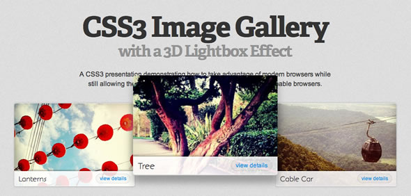 galeria imagenes css3