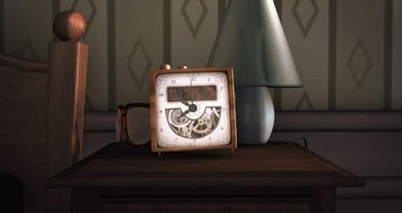 Vista previa de Destiny, corto de animación