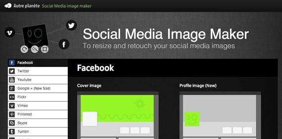 crear imagenes para perfiles