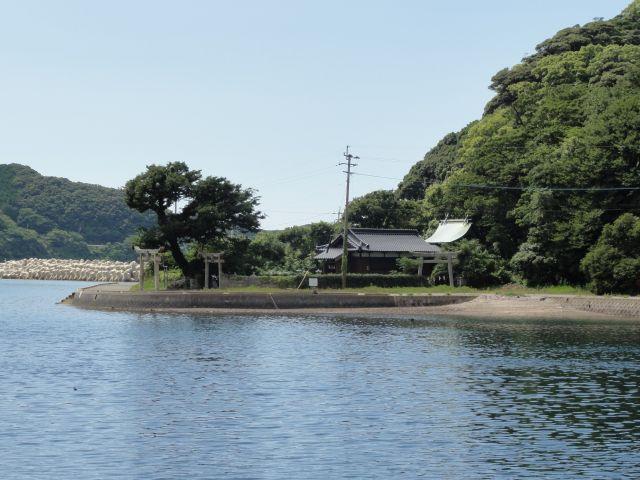 元嶋神社(妙見神社)