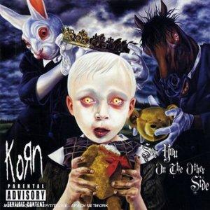 Korn Album Cover