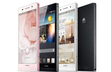 Huawei Ascend P6 -Photo Courtesy of Endgadget