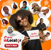 mLocator Airtel
