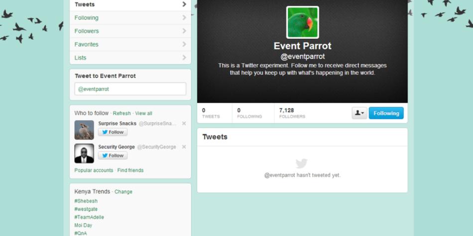 @eventparrot