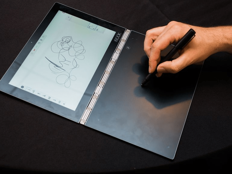 IFA Berlin 2016 Lenovo Yoga Book