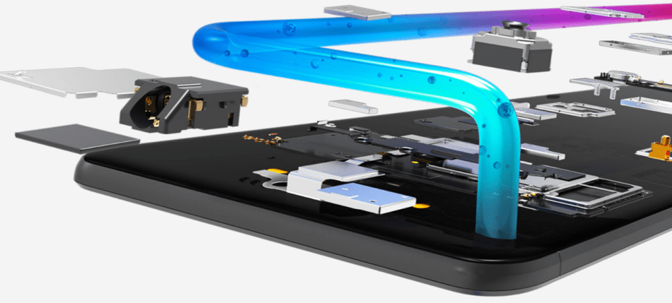 Infinix Note 3 Cooling System