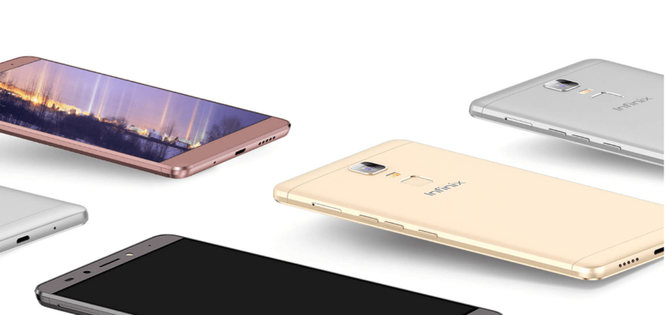 Infinix Note 3 Design