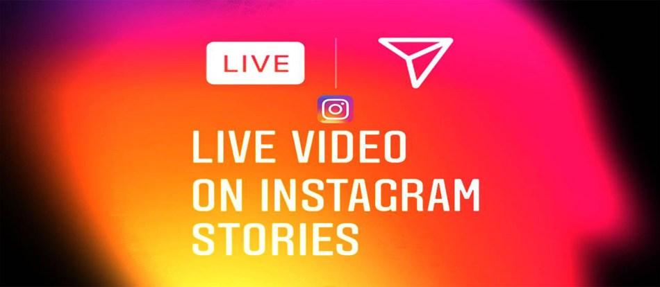 Instagram Live Videos