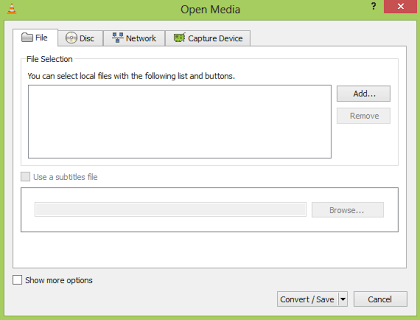 How to compress your video files using VLC media player