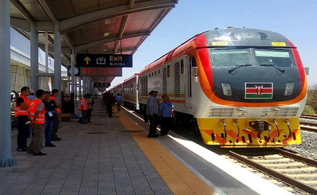 Middle man's loss as Kenyans pay for SGR tickets through mobile money