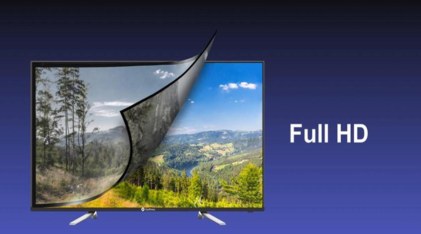 Unless it is the 24 inches StarTimes Digital TV, you don't