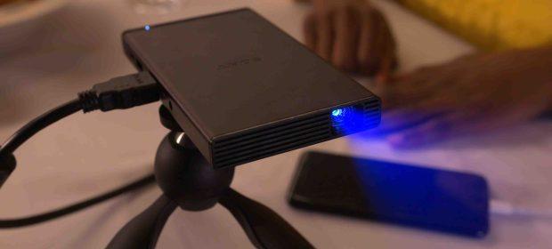 Sony Pico Projector