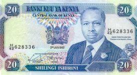 de la rue kenyans
