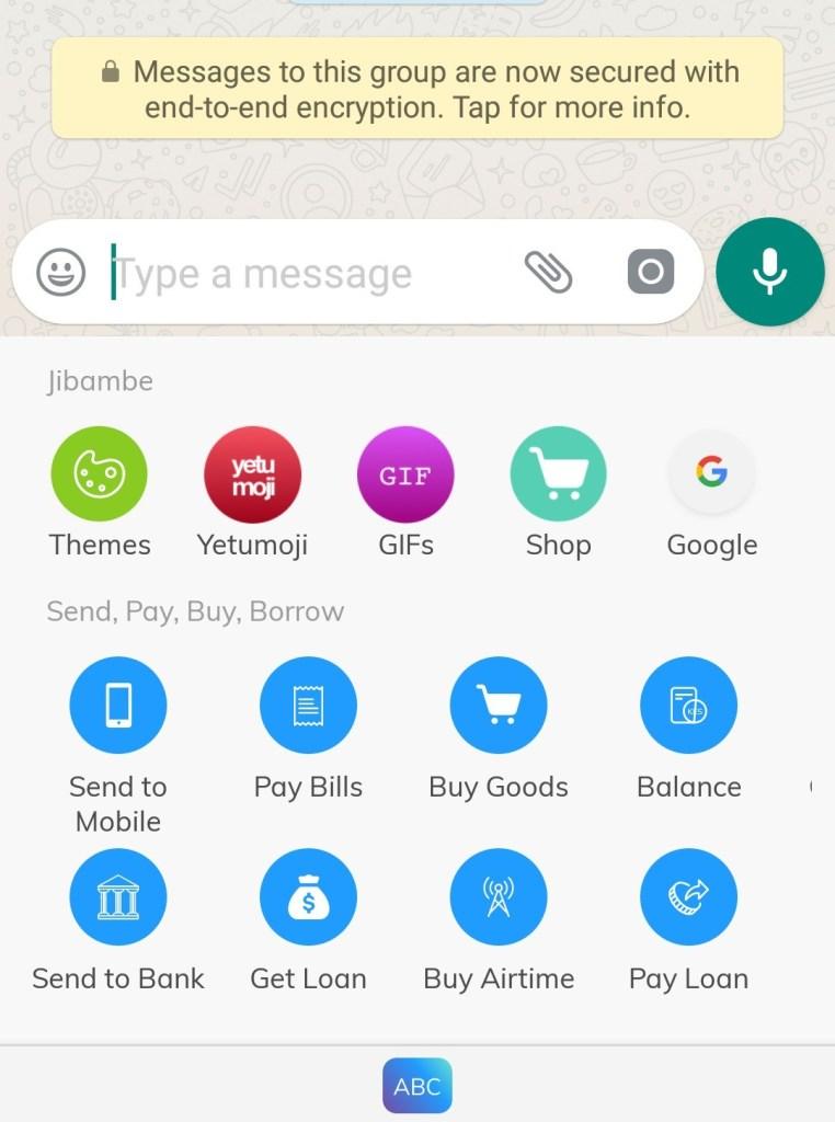 mKey App